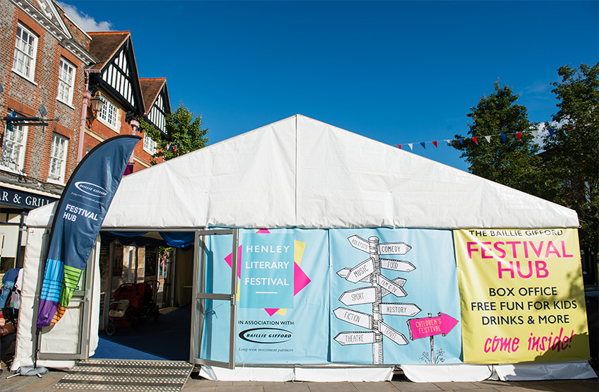 Henley Literary Festival-hub
