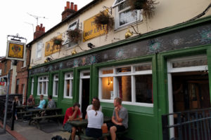 The Hop Leaf pub review