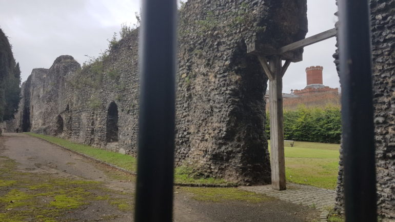 Reading Abbey and Prison