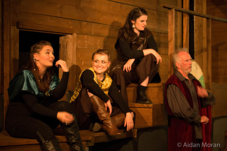Hamlet at Progress Theatre