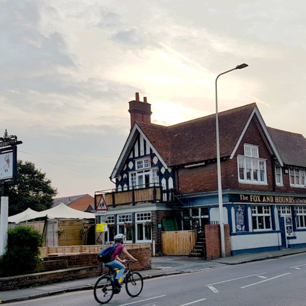 The Fox & Hounds, Caversham pub review