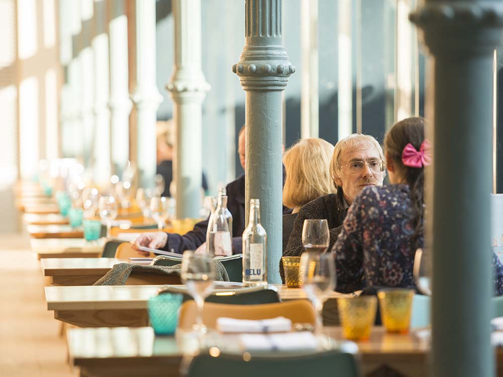 Thames Lido restaurant