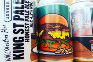 King Street Pale Reading collaboration beer review