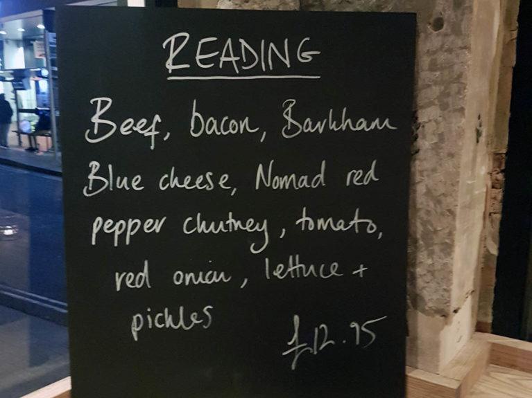 Honest Burgers Reading