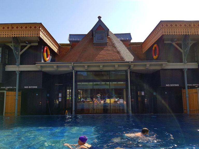 Thames Lido pool