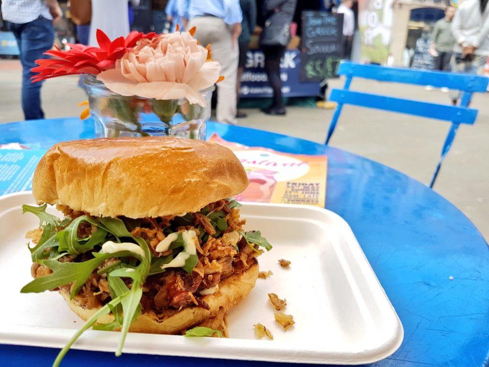 Blue Collar Street Food Wednesday Market