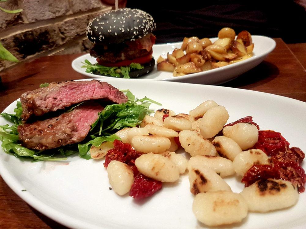 Ribeye Salad Broad Street Bar and Kitchen