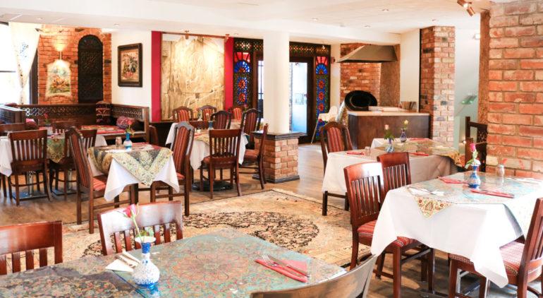 Persia house