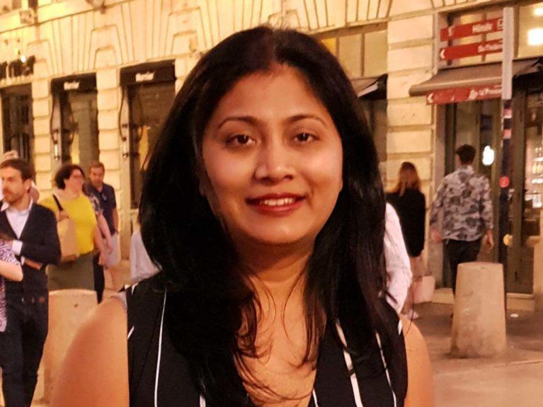 Nandana Syamala