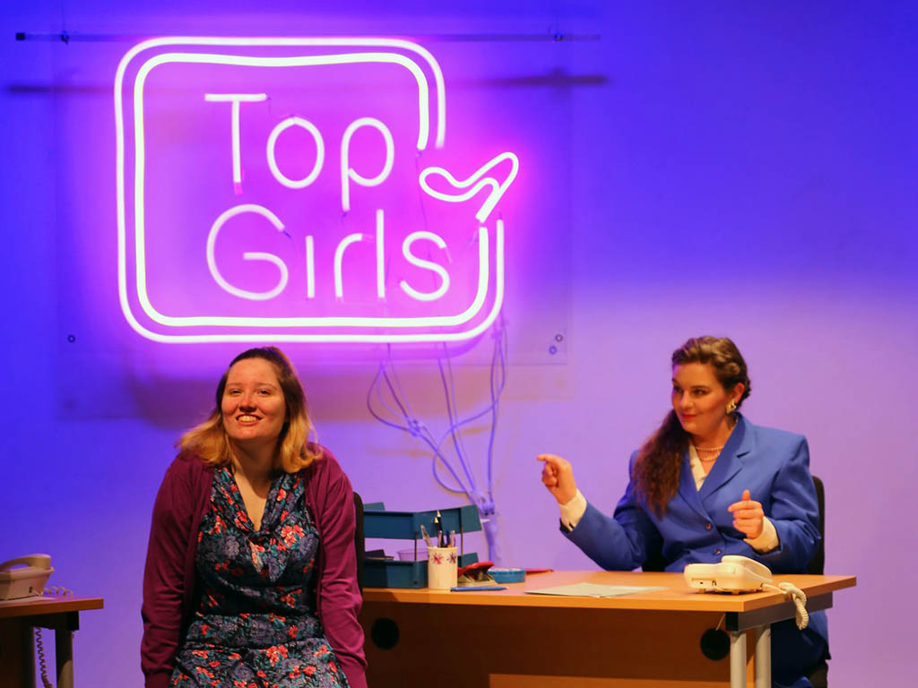 Top Girls Progress Theatre